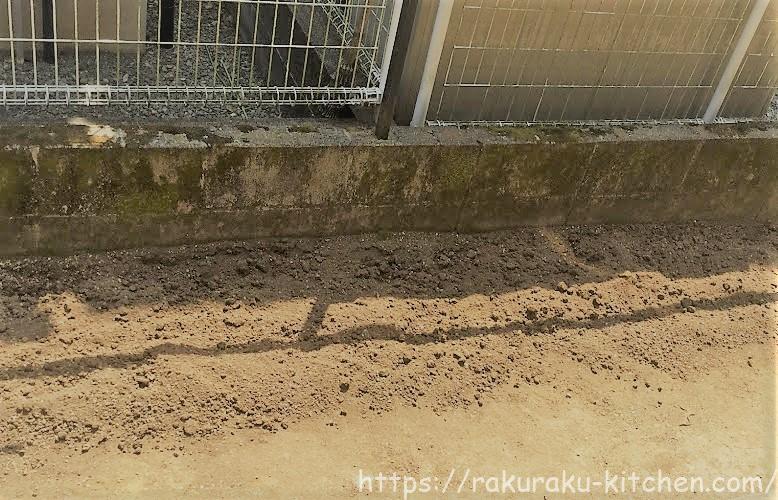 ゴーヤ栽培 苦土石灰