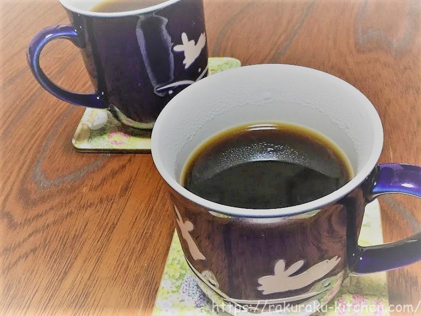 銀座カフェーパウリスタの「森のコーヒー」