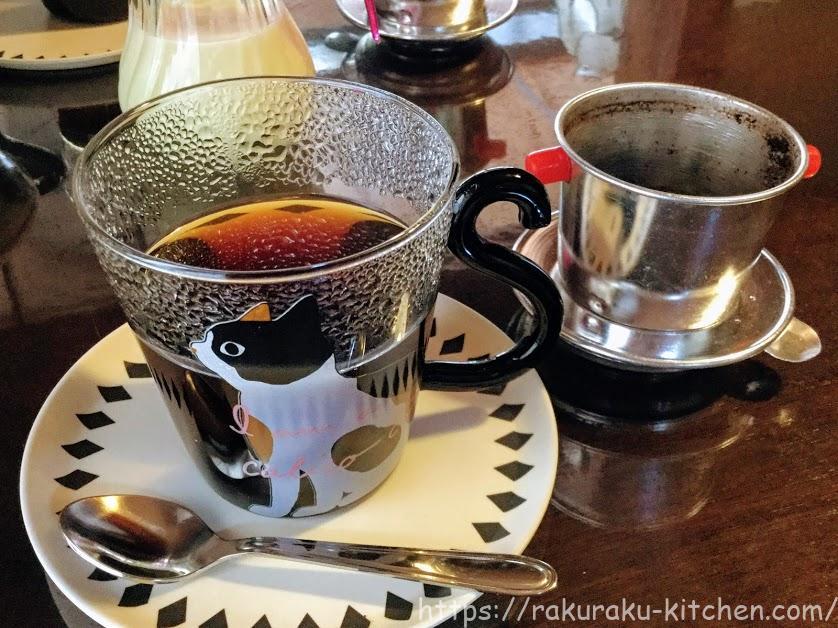 ベトナム式コーヒーフィルター(ドリッパー)の使い方