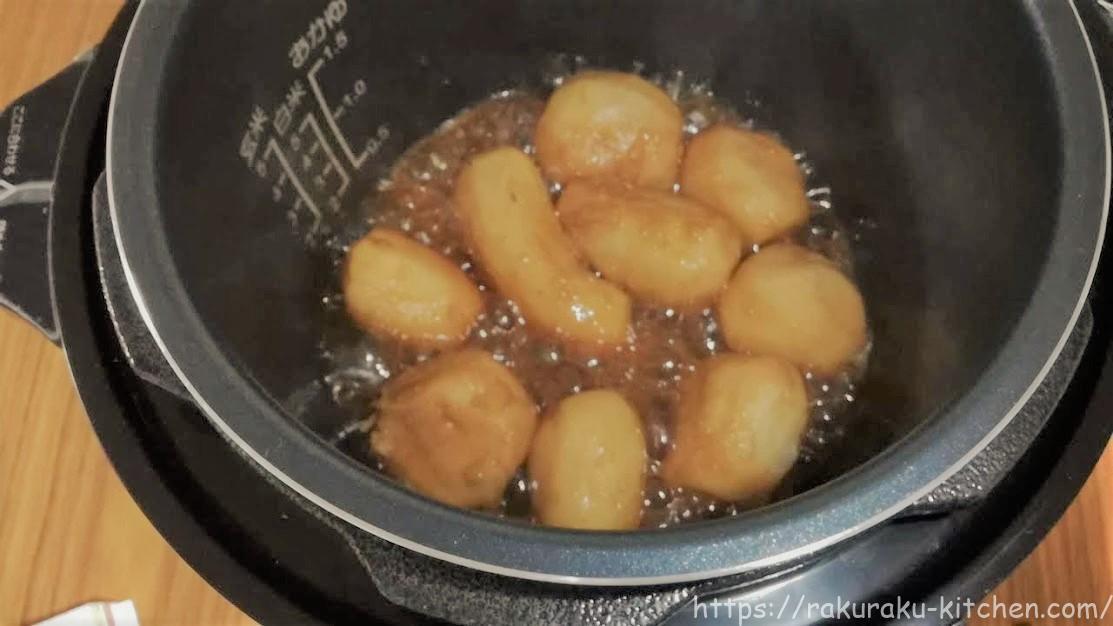 クッキングプロ 里芋の煮っころがし